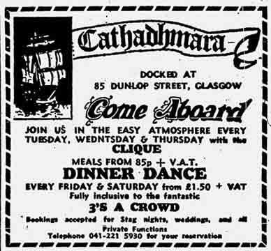 Cathadhamara advert 1974