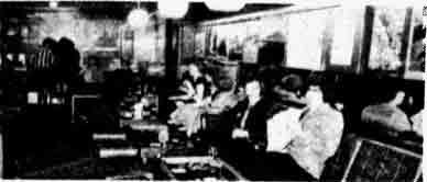 The Arran Lounge 1978