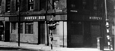 image of the Morven Bar 60 Bedford Street corner of 140 South Postland Street