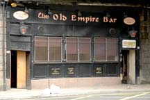 Old Empire Bar 2005