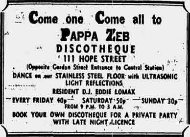 Pappa Zeb  1971