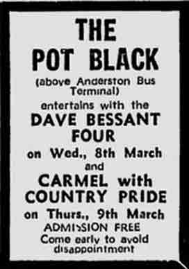 Pot Black advert 1978