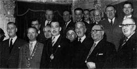 The Thistle Burns Club 1962