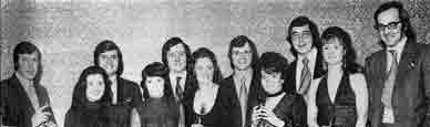 Agnew's Store Dinner Dance 1974